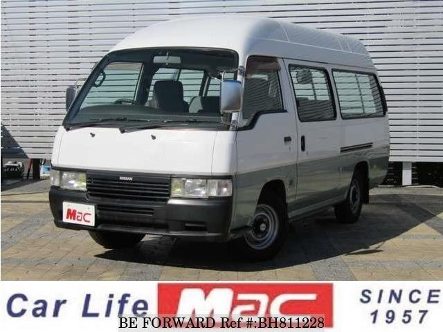 Used 2000 NISSAN CARAVAN BUS BH811228 for Sale