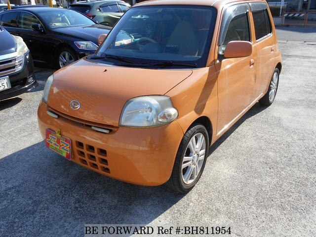 Used 2005 DAIHATSU ESSE BH811954 for Sale