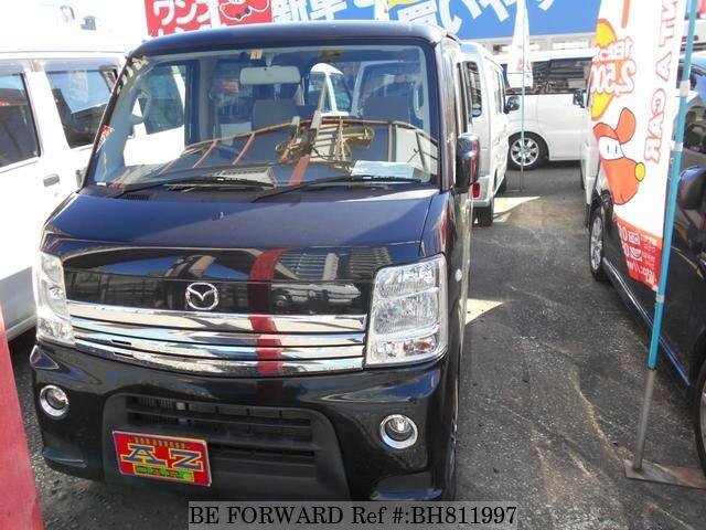 Used 2012 MAZDA SCRUM WAGON BH811997 for Sale