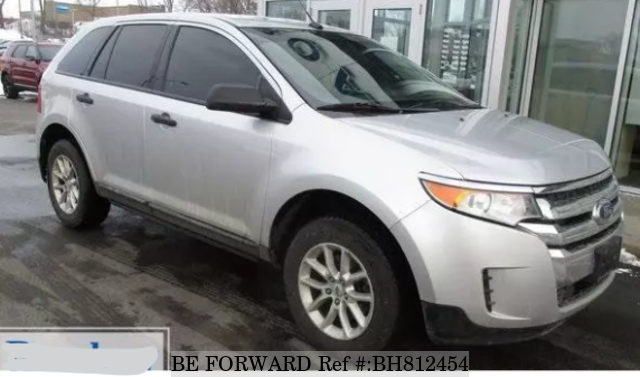 Used 2014 FORD EDGE BH812454 for Sale