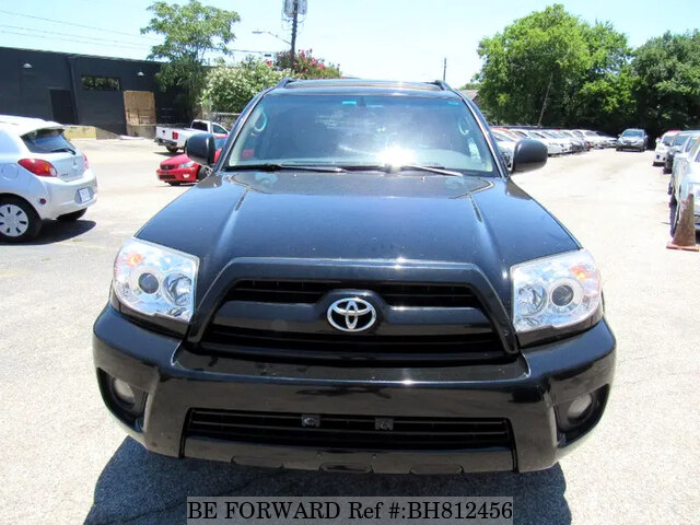 Used 2007 TOYOTA 4RUNNER BH812456 for Sale