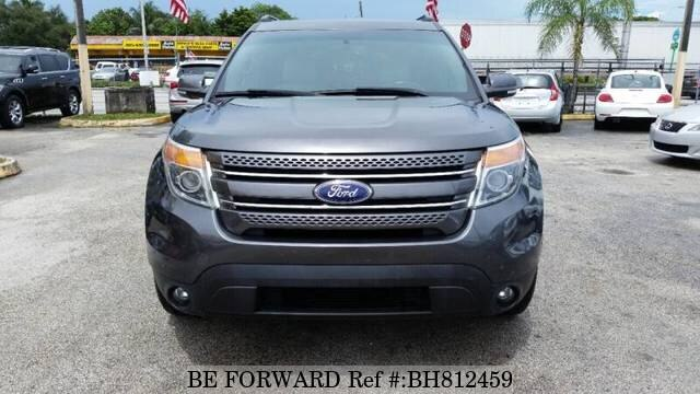 Used 2015 FORD EXPLORER BH812459 for Sale
