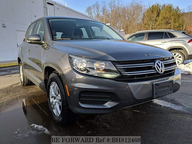 Used 2012 VOLKSWAGEN TIGUAN BH812468 for Sale