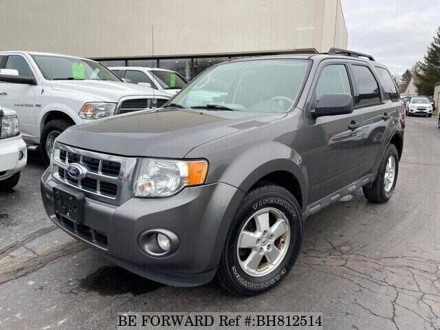 Used 2011 FORD ESCAPE BH812514 for Sale
