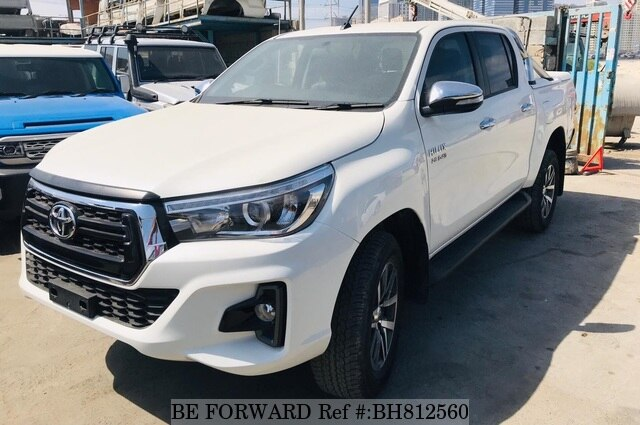 Used 2016 TOYOTA HILUX BH812560 for Sale