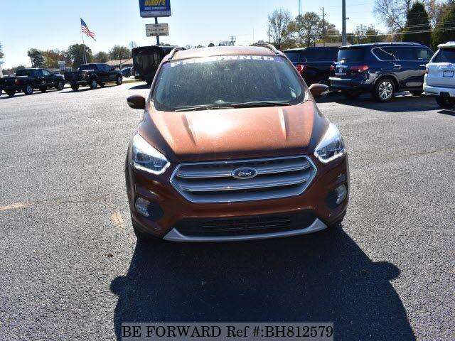 Used 2017 FORD ESCAPE BH812579 for Sale