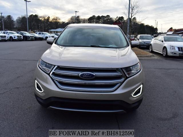 Used 2017 FORD EDGE BH812590 for Sale
