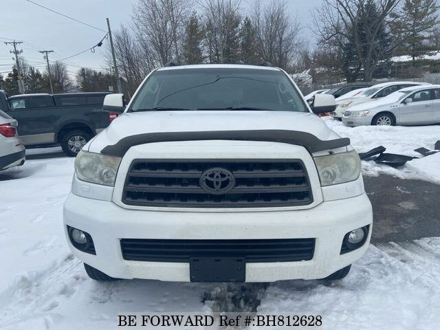 Used 2010 TOYOTA SEQUOIA BH812628 for Sale