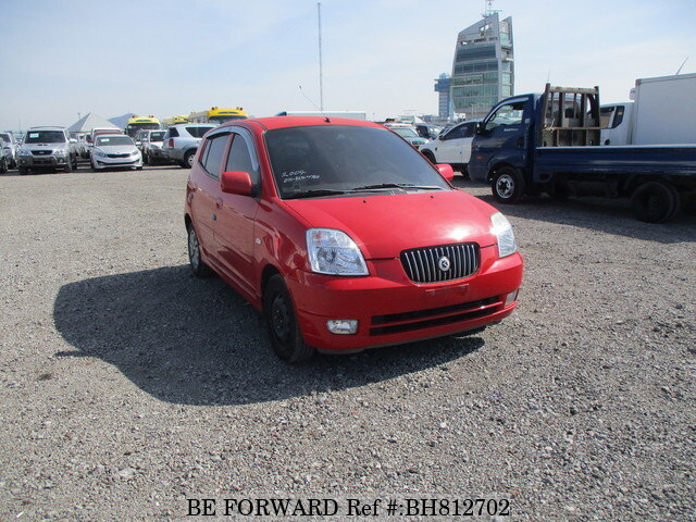 Used 2004 KIA MORNING (PICANTO) BH812702 for Sale