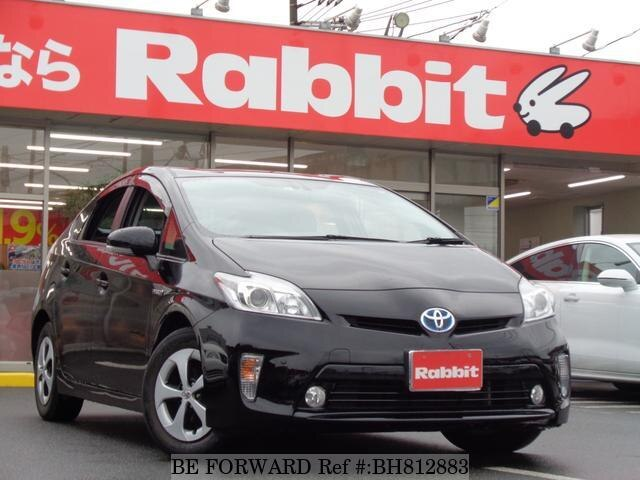 Used 2013 TOYOTA PRIUS BH812883 for Sale