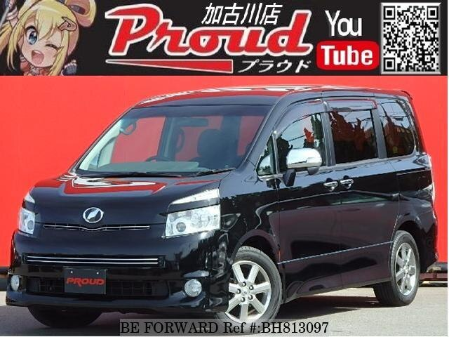 Used 2010 TOYOTA VOXY BH813097 for Sale