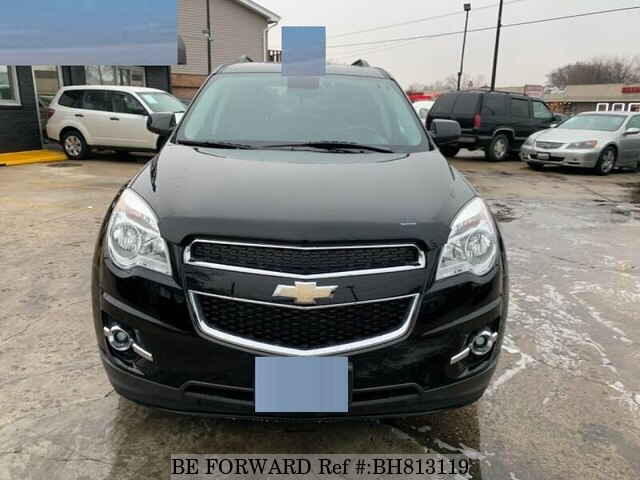 Used 2012 CHEVROLET EQUINOX BH813119 for Sale
