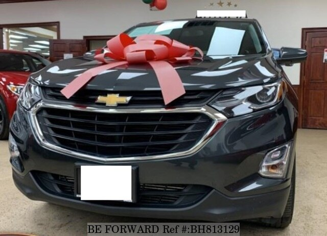 Used 2018 CHEVROLET EQUINOX BH813129 for Sale