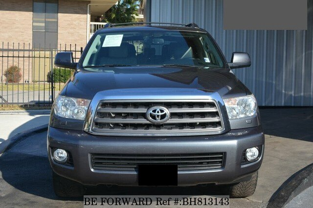 Used 2015 TOYOTA SEQUOIA BH813143 for Sale