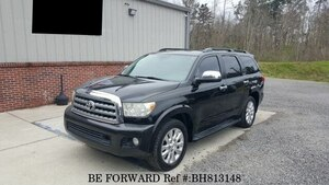 Used 2012 TOYOTA SEQUOIA BH813148 for Sale
