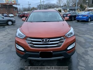 Used 2013 HYUNDAI SANTA FE BH813149 for Sale