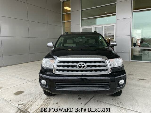 Used 2012 TOYOTA SEQUOIA BH813151 for Sale