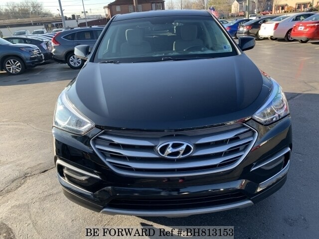 Used 2017 HYUNDAI SANTA FE BH813153 for Sale