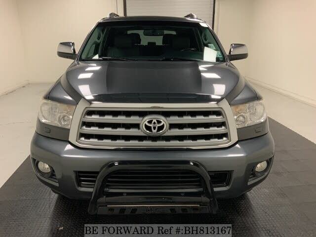 Used 2013 TOYOTA SEQUOIA BH813167 for Sale