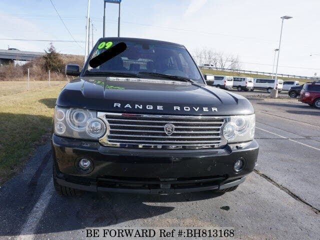 Used 2009 LAND ROVER RANGE ROVER BH813168 for Sale