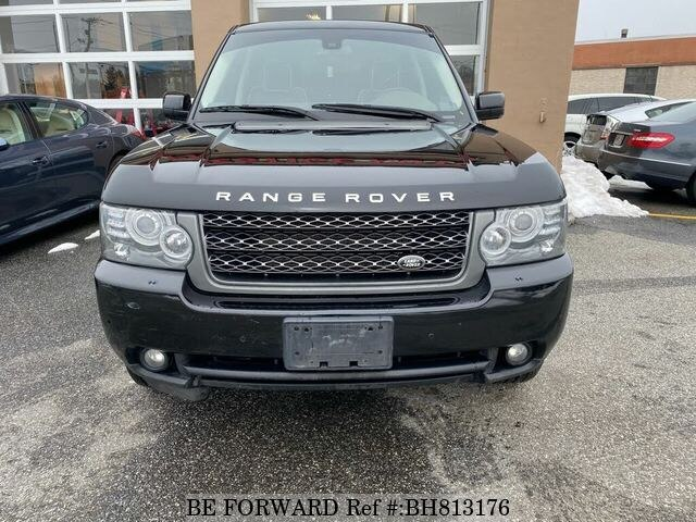 Used 2011 LAND ROVER RANGE ROVER BH813176 for Sale