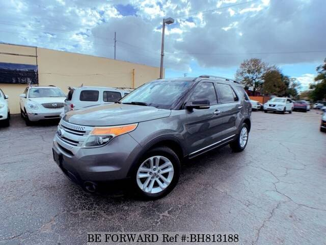 Used 2011 FORD EXPLORER BH813188 for Sale