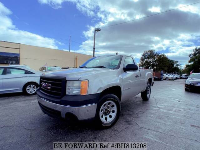 Used 2008 GMC SIERRA BH813208 for Sale