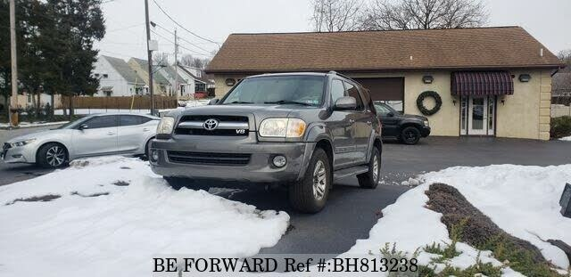 Used 2005 TOYOTA SEQUOIA BH813238 for Sale