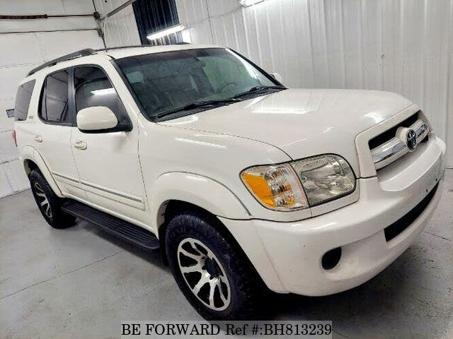 Used 2005 TOYOTA SEQUOIA BH813239 for Sale