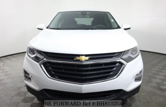 Used 2020 CHEVROLET EQUINOX BH813253 for Sale