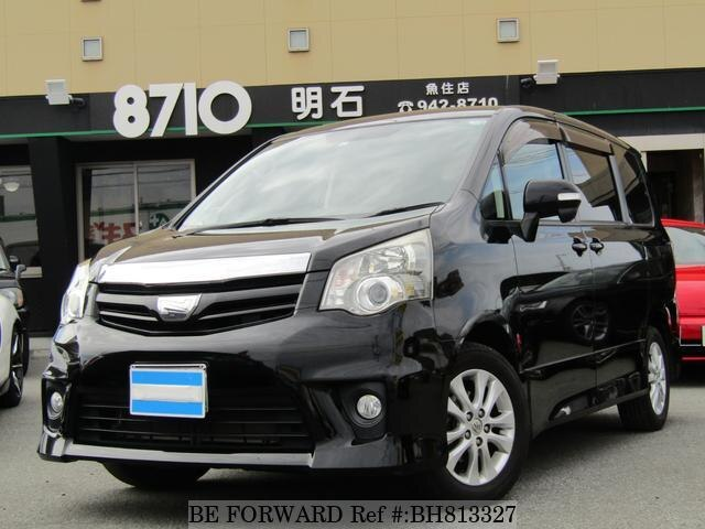 Used 2011 TOYOTA NOAH BH813327 for Sale