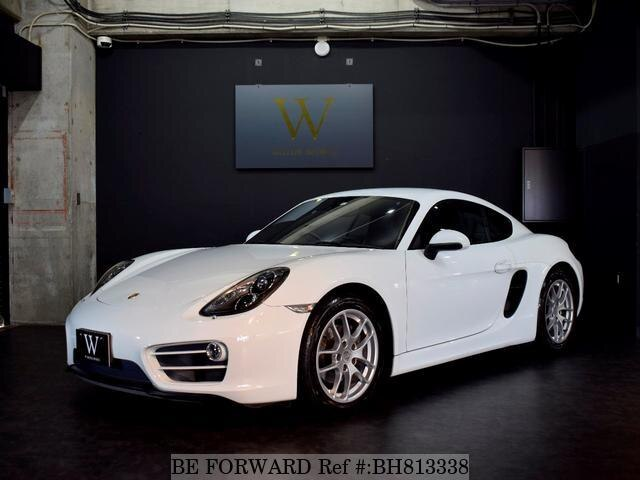 Used 2014 PORSCHE CAYMAN BH813338 for Sale
