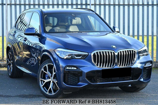 Used 2019 Bmw X5 Automatic Diesel 7 Seats For Sale Bh813458 Be Forward