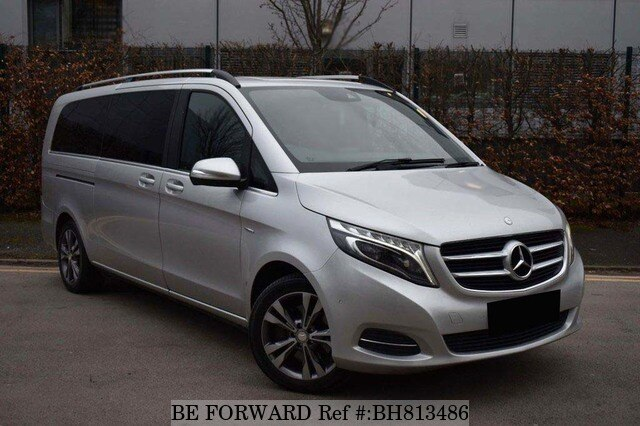 Used 2015 MERCEDES-BENZ V-CLASS BH813486 for Sale