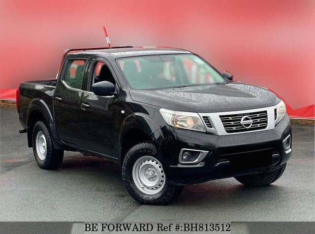 Used 2016 NISSAN NAVARA BH813512 for Sale