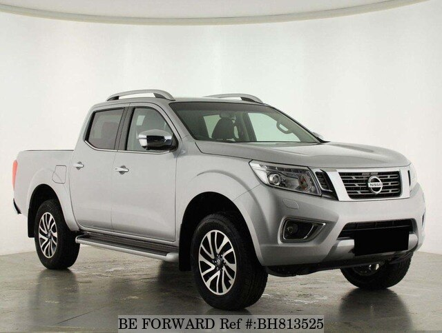 Used 2018 NISSAN NAVARA BH813525 for Sale