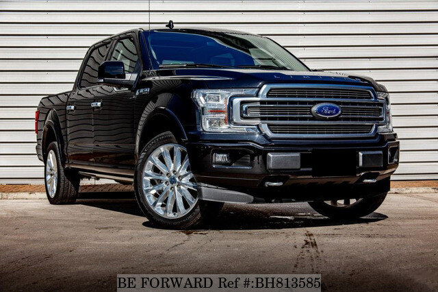 Used 2019 FORD F150 BH813585 for Sale