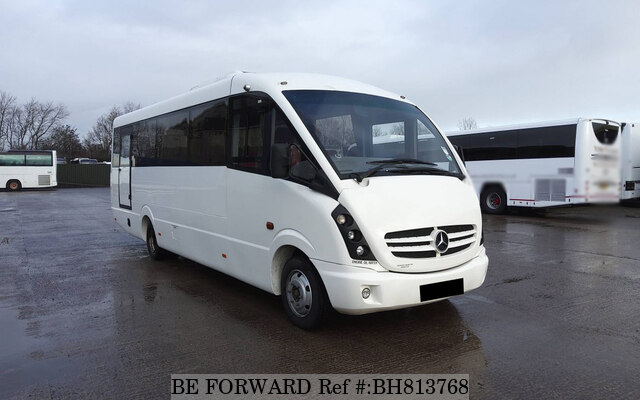 Used 2011 MERCEDES-BENZ VARIO BH813768 for Sale