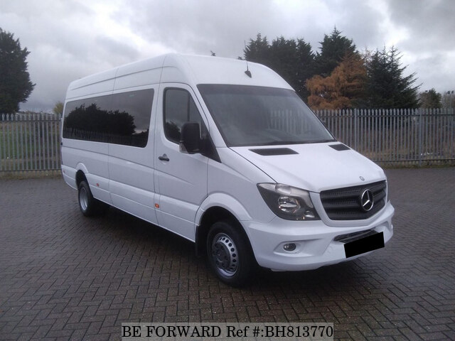 Used 2014 MERCEDES-BENZ SPRINTER BH813770 for Sale
