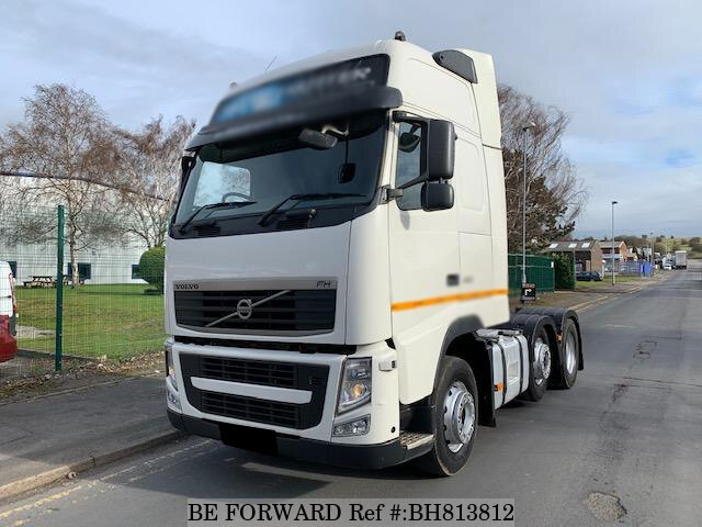 Used 2013 VOLVO FH BH813812 for Sale