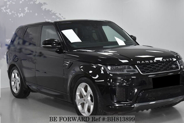 Used 2018 LAND ROVER RANGE ROVER SPORT BH813899 for Sale