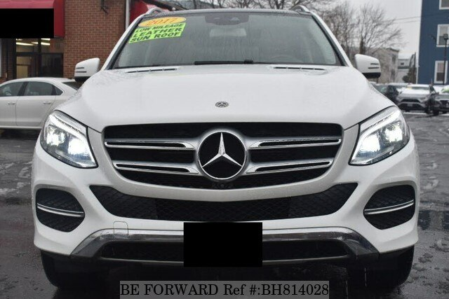 Used 2017 MERCEDES-BENZ GLE-CLASS BH814028 for Sale