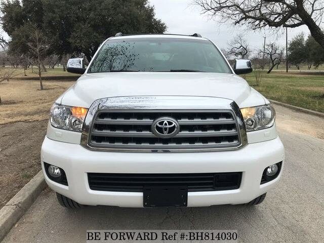 Used 2014 TOYOTA SEQUOIA BH814030 for Sale