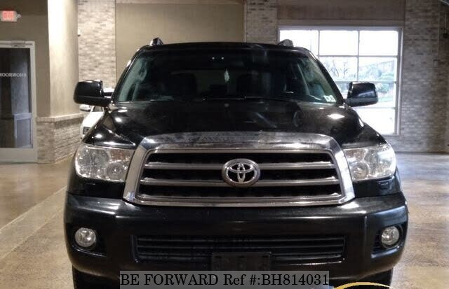 Used 2016 TOYOTA SEQUOIA BH814031 for Sale