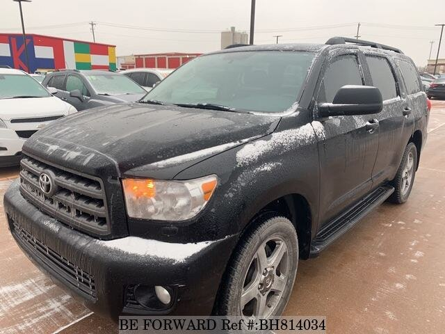 Used 2013 TOYOTA SEQUOIA BH814034 for Sale