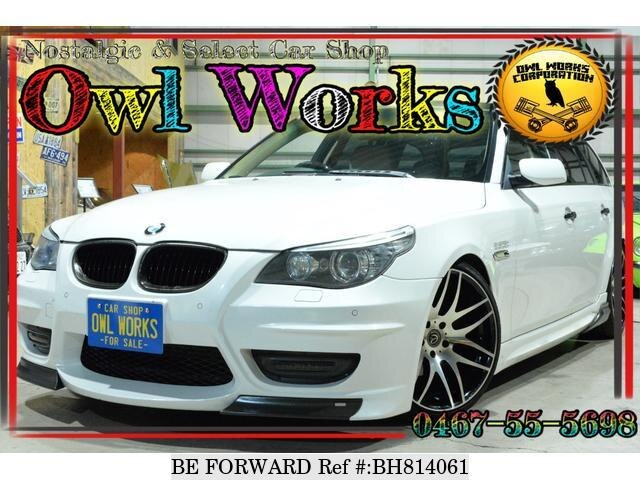 Used 2008 BMW 5 SERIES BH814061 for Sale