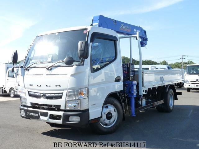 Used 2020 MITSUBISHI CANTER BH814117 for Sale