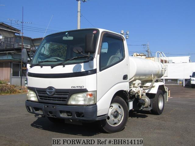 Used 2007 HINO DUTRO BH814119 for Sale