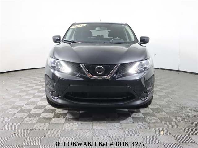 Used 2019 NISSAN ROGUE BH814227 for Sale