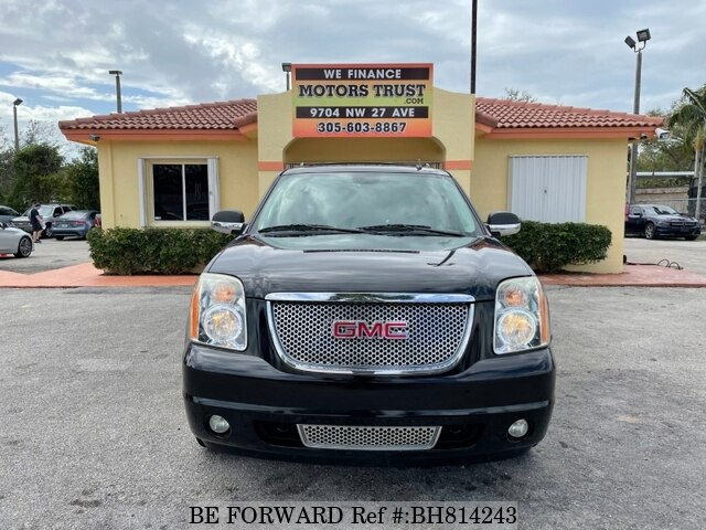Used 2008 GMC YUKON BH814243 for Sale